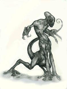 Centaur Creature Concept by StilleNacht.deviantart.com on @deviantART