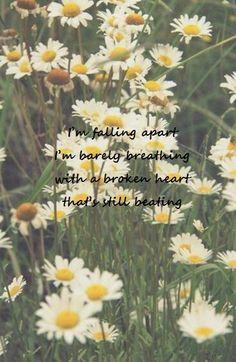 Lifehouse - Broken (lyrics)