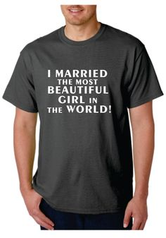 Wedding Gift for Groom tshirt Gift for Husband by Tees2Express, $15,99