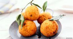 Arancini (Deep Fried Rice Balls)