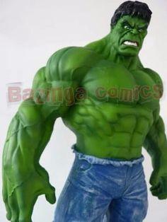 boneco de resina hulk - Pesquisa Google