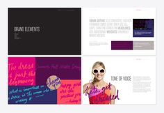 Rent the Runway by RED ANTLER , via Behance