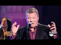 Singing -Shatner Sings CeeLo Green's 'Fuck You'. American chat show host George Lopez wears out the bleep button. | The 25 Shatneriest William Shatner Moments Of All Time | Features | Empire