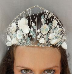 Mermaid Crown https://www.facebook.com/Dhyngetal