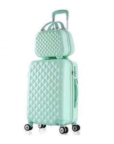 Cute Luggage, Best Carry On Luggage, Luggage Sets, Travel Luggage, Travel Bags, Calpak Luggage, Luggage Trolley, Suitcase Set, Suitcase Packing