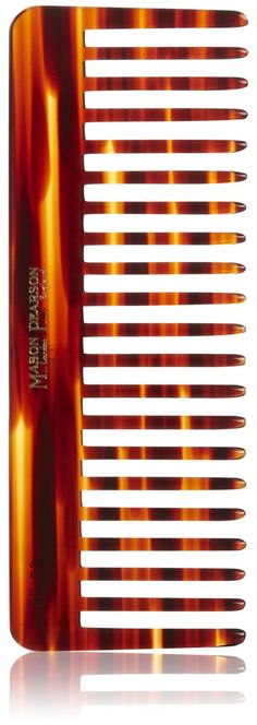 Mason Pearson Rake Comb, Tortoise - Free Shipping