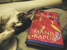 Bedtime reading. I've read and loved all of Manju Kapur's other books. Okay maybe not ALL: A Married Woman and Custody left me a bit cold but Difficult Daughters is fantastic as is Home both of which I've reread a zillion times. Today went shopping with my mum and aunt for early birthday presents for me. Two gorgeous dresses and Manju's newest. Cannot wait to snuggle up in bed on the first really cold day of the year with my sleeping beauty and read. #bookstagram #200in2016 #nowreading…