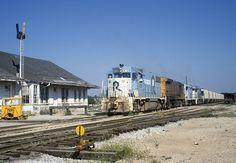 bridgeport texas - CR&P railroad depot