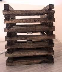 luminaria de madeira artesanal - Pesquisa Google