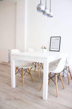 Kitchen Space #interior #design #minimalism #white