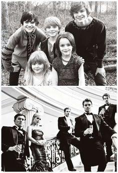 La familia original