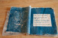 Herbs ( A recipie book ) by Emily Soo, via Behance