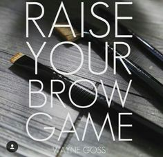 May your brow game be strong