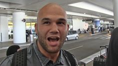 UFC's Robbie Lawler -- Muhammad Ali's an Icon ... Wishing Him the Best