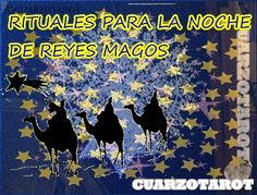 Los Reyes Magos https://www.cuarzotarot.es/navidad/los-reyes-magos #deseos #suerte #ReyesMagos #Tradiciones