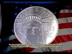 Trillion Dollar Coin Commercial -- 2013 Trillion Dollar Proof Television Commercial