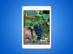 Aplicativo Revista Leitura de Bordo pra iPad, iPhone e Android no portfólio de aplicativos da Foggy labs  #revistanotablet