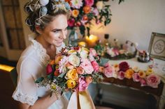 Ali Vagnini Photography   Violet Floral Design   A Vintage Affair Rentals and Events   Styled by Holly Gerard