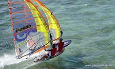 Flymount versatile action camera mount. Neil Pryde team using Flymount :