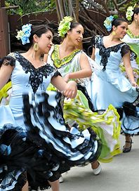 Ballet de Sally Savedra! a Rich, Dynamic Mexican Folklorico and Classical Spanish Dance Company. #balletdesallysavedra #classicalspanish #ballletfolklorico #dancecompany #danceclasses