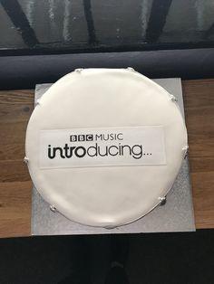 BBC Music Introducing 10th Birthday Cake by Bradleybakes