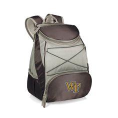 Wake Forest Demon Deacons PTX Backpack Cooler - Black - $34.99