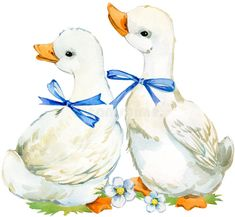 Illustration about Cute duck. Illustration of poultry, duck, vintage - 93026583 Clipart Baby, Duck Illustration, Watercolor Illustration, Watercolor Bird, Watercolor Animals, Baby Animal Drawings, Duck Art, Baby Clip Art, Cartoon Pics