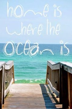 Beach Life: Home Is Where The Ocean Is
