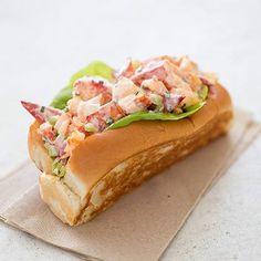 New England Lobster Sandwich