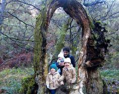 Beyu Pen, una ruta con encanto para los niños. #turismo #tourism #naturaleza #nature #PlanesConNiños #Asturias #ParaísoNatural #Spain