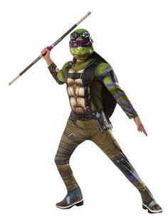 Rubies Teenage Mutant Ninja Turtles Child Donatello Costume Medium One Color