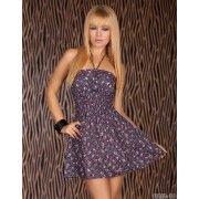 Rochita scurta de vara :) Strapless Dress, My Style, Shopping, Dresses, Fashion, Strapless Gown, Vestidos, Moda, Fashion Styles