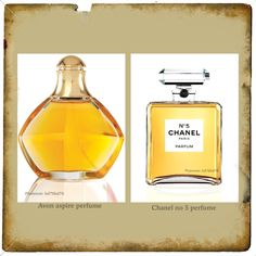 Avon aspire perfume is similar to chanel no 5