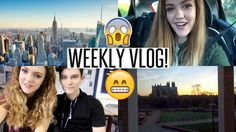 VLOG: Tom's Birthday & Booking a Trip to New York!