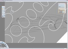Ellipses in Sketchbook Pro - DaVinci