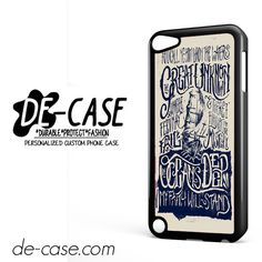 Hillsong United DEAL-5277 Apple Phonecase Cover For Ipod Touch 5