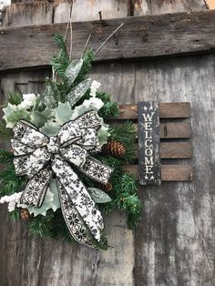 Country Wreaths, Holiday Wreaths, Christmas Decorations, Christmas Crafts, Summer Wreath, Spring Wreaths, Winter Wreaths, Primitive Wreath, Outdoor Wreaths