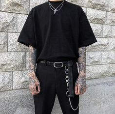 3 Calm Tips: Urban Wear Streetwear Menswear urban fashion boys outfit. Grunge Outfits, Edgy Outfits, Fashion Outfits, Cochella Outfits, Boujee Outfits, Autumn Outfits, Fashion Hats, Fashion Shoot, Fashion Accessories