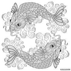 Узорчатые рыбешки братья сазана
