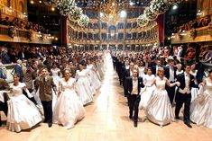 Austrian ball. Ball dances are still, to this day, conducted in all parts of Europe, especially Austria.
