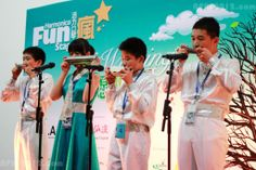 Fun Stage of 9th Asia Pacific Harmonica Festival Official website - www.aphf2012.com / www.myharmonicaworld.com Stage, Asia, Website, Fun, Hilarious