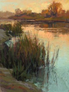 """Tranquil Waters"" Kim Lordier"