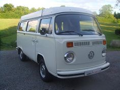 Pastel white - L90D 77 westfalia Vw T2 Camper, Vw Bus T2, Volkswagen Westfalia, Volkswagen Type 2, Kombi Hippie, T2 T3, Combi Vw, Good Vibe, Vw Cars
