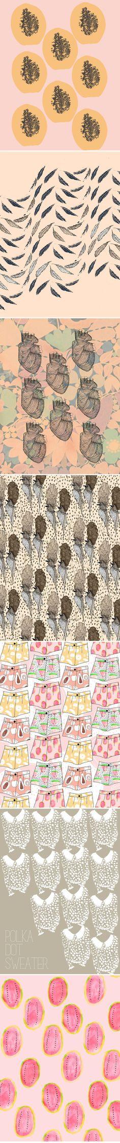 kendra dandy pattern art