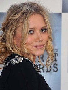 Mary-Kate Olsen's breathtaking hairstyle