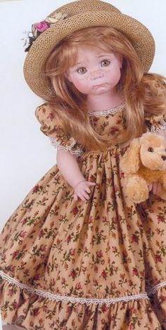 The Doll Maker Dolls by Linda Rick | Precious Possessions