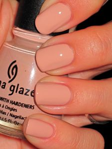 """china glaze in """"great barrier reef"""""""