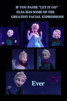 Hahahaha Elsa ❄️