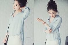 ulzzang / hair / outfit