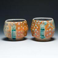 Mark Knott: Tea Bowls. @designerwallace